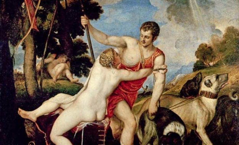 After 300 years, Titian's 'Poesies' will reunite