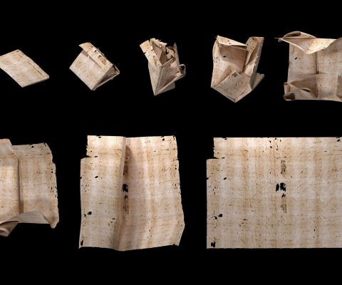 Experts announce new tech to reveal secrets held for centuries in locked letters… without unfolding them