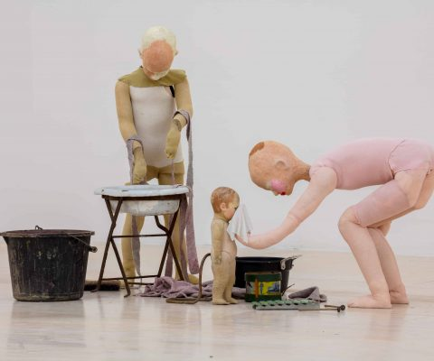 Cathy Wilkes receives commission for 2019's British Pavilion
