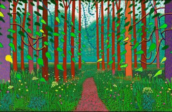 Van Gogh and Hockney in Houston: a collision of superstars
