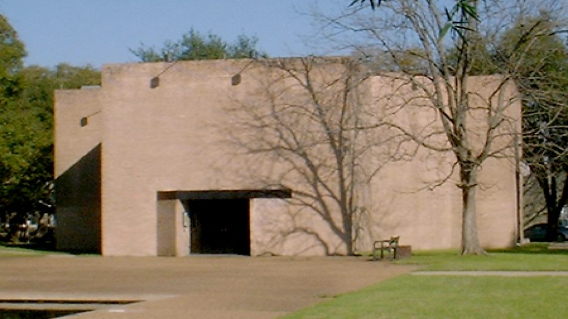 La chapelle Rothko en travaux