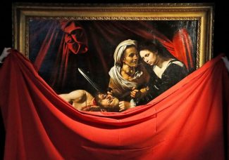 Long-lost Caravaggio could sell for $171 million