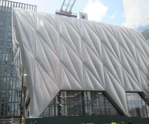 The Shed: the next item to unveil at Hudson Yards