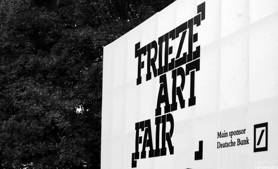 Gallery lists for Frieze London and Frieze Masters, part of October edition of Frieze Viewing Rooms, released