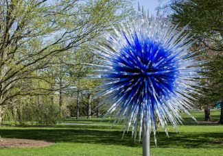 Dale Chihuly at Kew Gardens