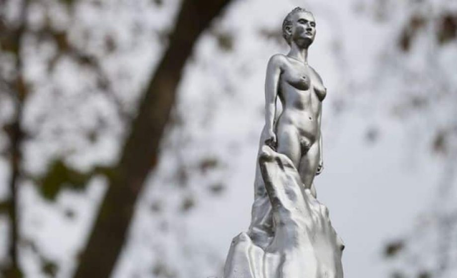 Statue honouring Mary Wollstonecraft draws attention, criticism, and praise in Newington Green