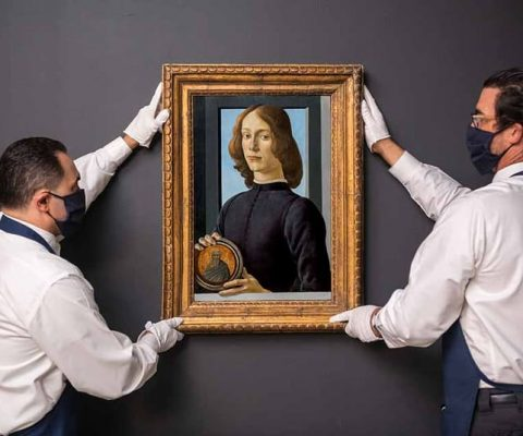 One of the last privately owned Botticelli portraits could fetch $80m at auction