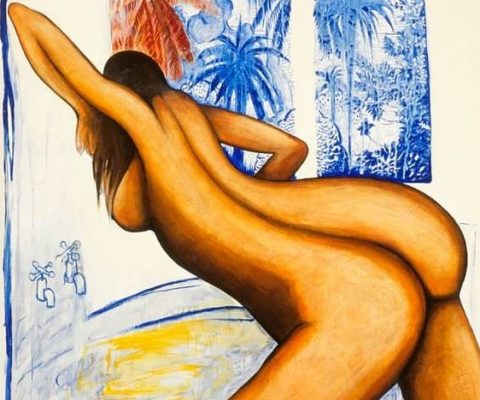 Forthcoming catalogue raisonné could render Brett Whiteley works worthless