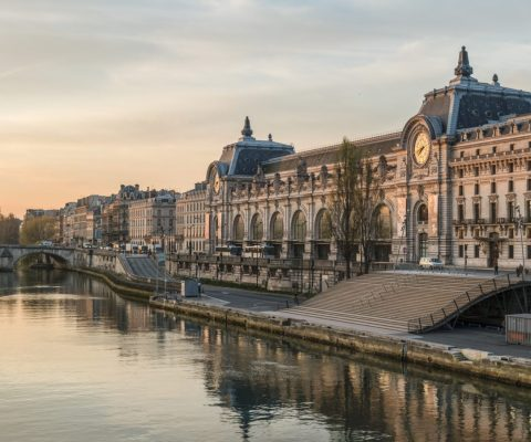 Musée d'Orsay introduces Jean-Philippe Delhomme as their new Instagram artist in residence