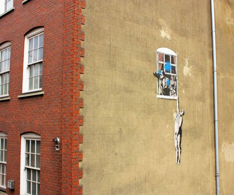 A Banksy for Valentine's Day?
