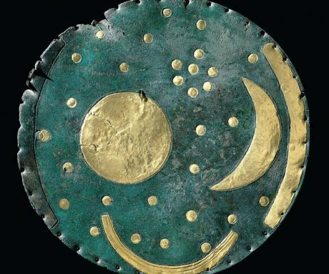 The Nebra Sky Disk, a.k.a. the oldest picture of the stars, may be 1,000 years younger according to new research