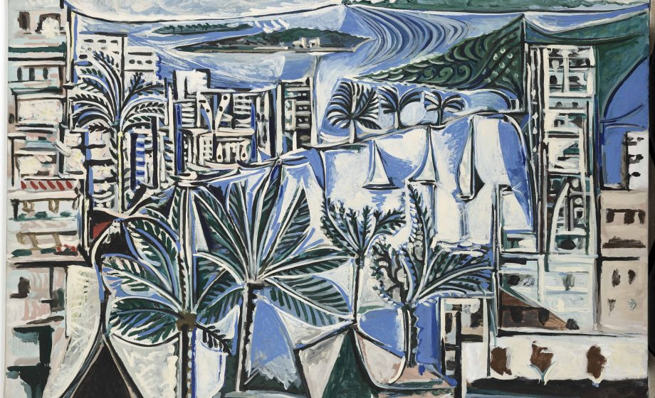 Picasso, the great Mediterranean