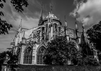 Notre Dame among sites considered at-risk by World Monuments Fund