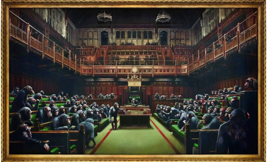 'Devolved Parliament' sells for nearly £10 million