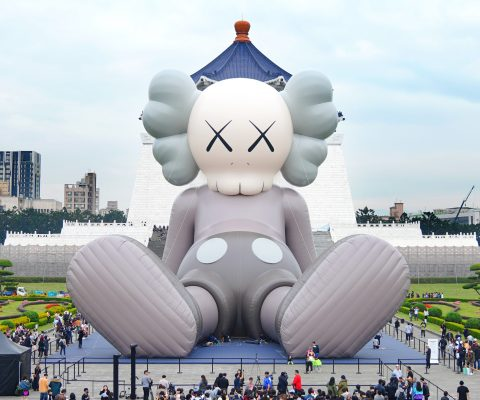 Has KAWS reached peak market?Sotheby's to sell 25 works from the collection of Ryan Brant