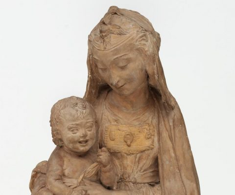 Could the only statue by Leonardo be hiding in the V&A? One professor thinks so…