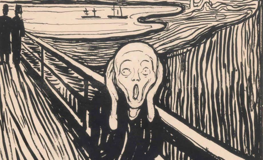 Edvard Munch's 'The Scream' comes to London