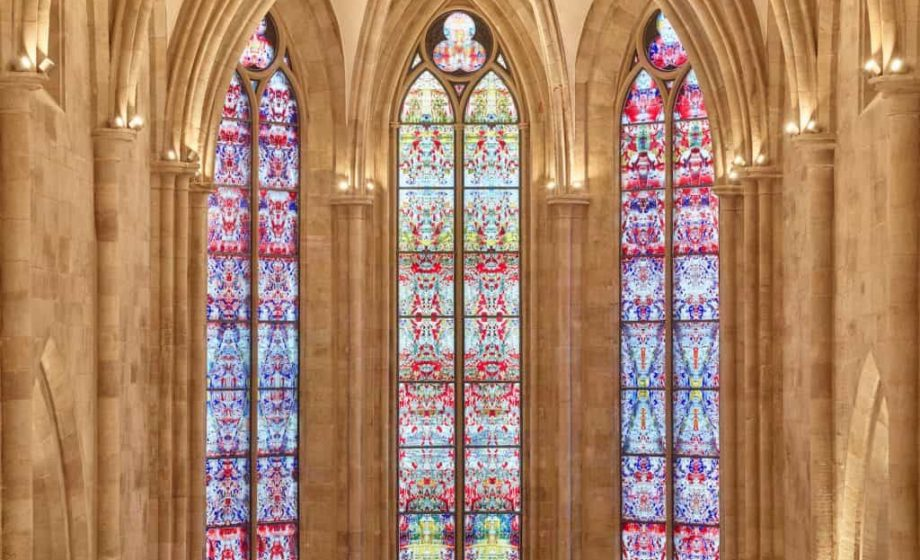Gerhard Richter windows play key role in giving German abbey new lease on life, may be the artist's swan song