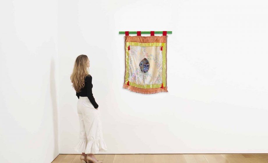 Promise not to flip! Buyers of works from Christie's latest exhibition must pledge not to resell them for at least 5 years