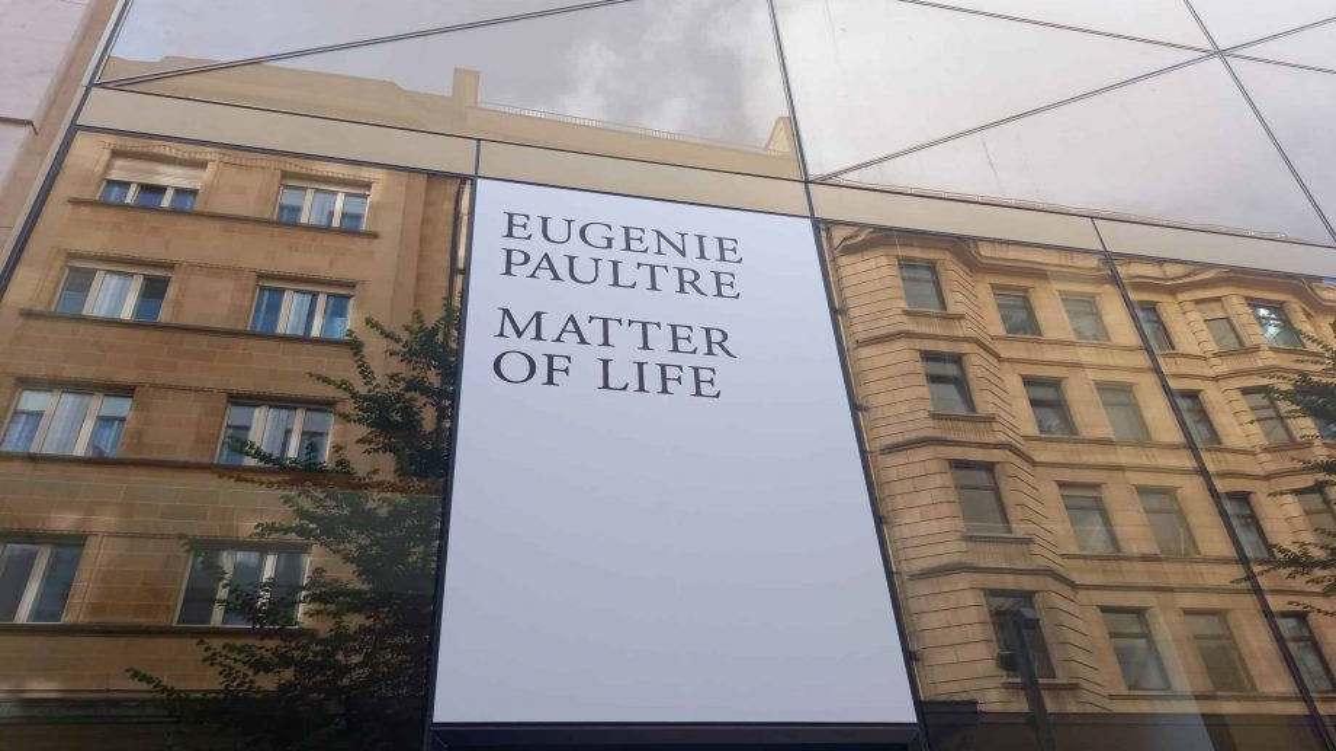 Matter of Life d'Eugénie Paultre