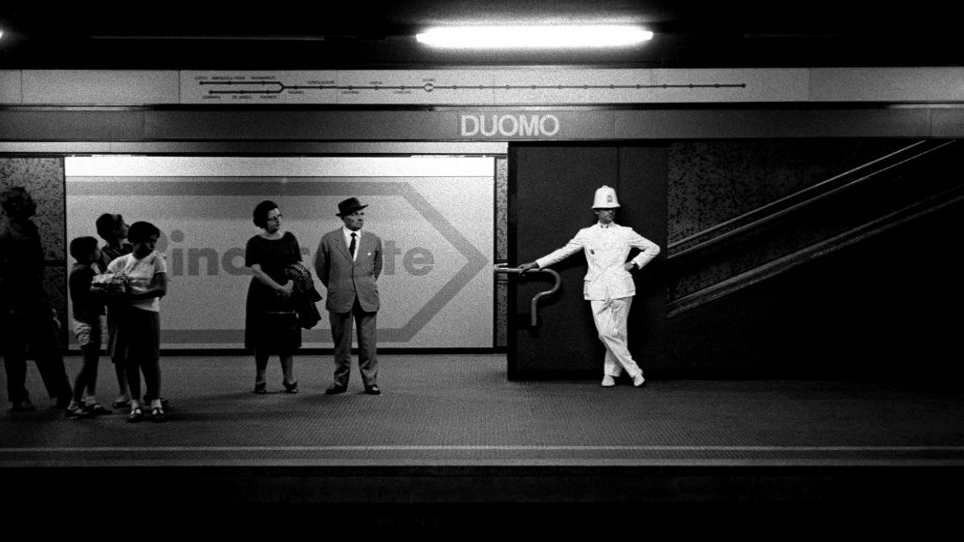 Les sixties à Milan