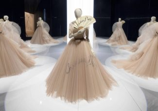 'Christian Dior: Designer of Dreams' sets V&A attendance record