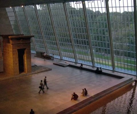 The Met is no longer taking money from the Sackler family