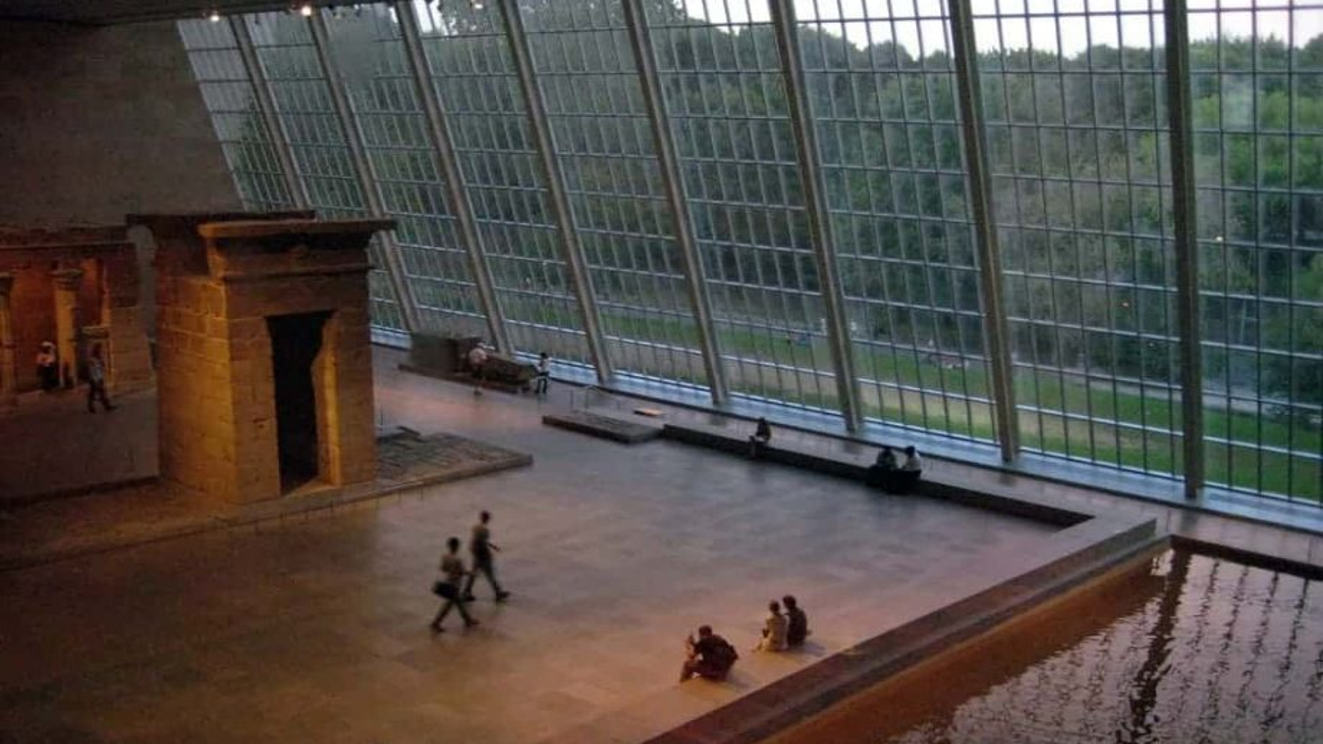 The Met is no longer taking money from the Sackler family