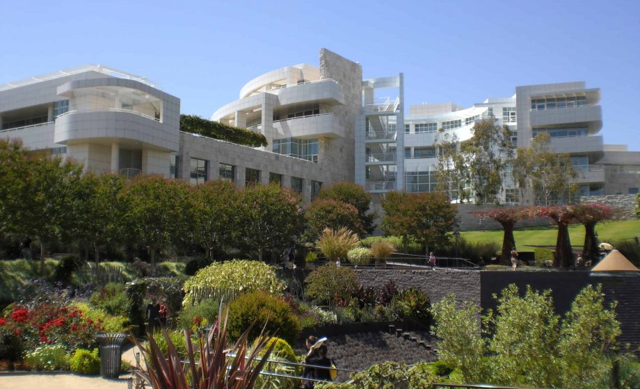 A closer look at how the Getty Center protects its collection from the threat of a fire