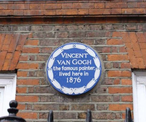 Items found in Van Gogh's former home bring his time in London to life