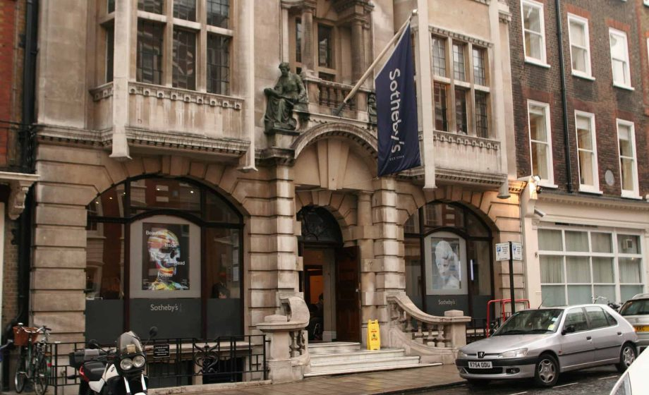 Sotheby's buffeted by the public health crisis—and various legal challenges