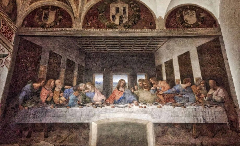 """Art World Roundup: update on theft of """"America"""" and the boy thrown from Tate Modern, recognition of Juneteenth and the Windrush generation, seeing """"The Last Supper"""" in high-def, and more"""