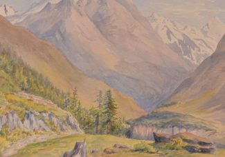 Watercolours by Adolf Hitler seized by German police
