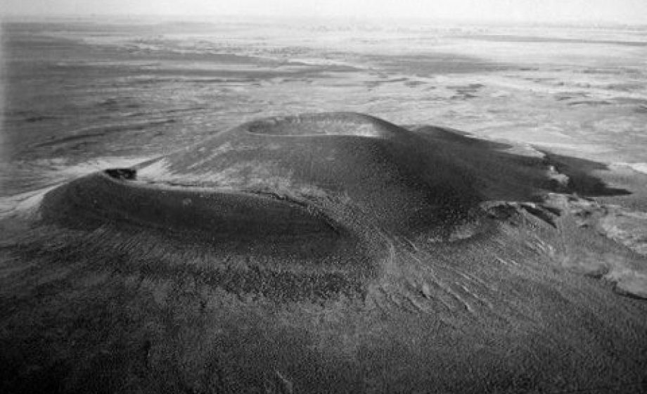 Kanye West gives $10 million to James Turrell's Roden Crater project