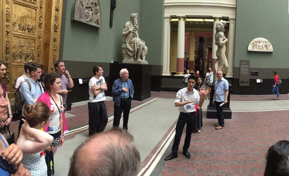 How LGBTQ tours are changing the game from the V&A to the Polar Museum