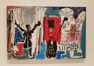 Basquiat show sells out before it even opens