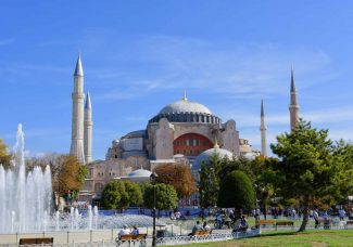 "UNESCO ""deeply regrets"" Turkish president's decision to revert Hagia Sophia to a mosque"