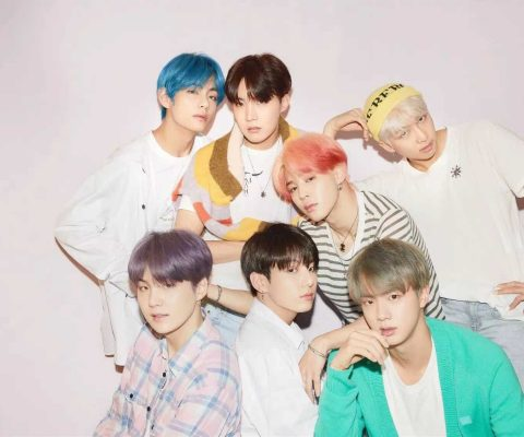 CONNECT, BTS: mega K-pop group ventures into visual arts