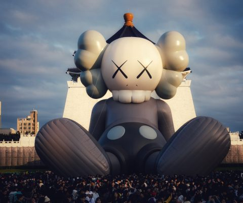 Brooklyn Museum director 'didn't see the appeal' of KAWS at first, but now they're holding a survey of KAWS works in 2021