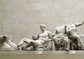 "British Museum Fights Back: ""not everything here was acquired by looting."""