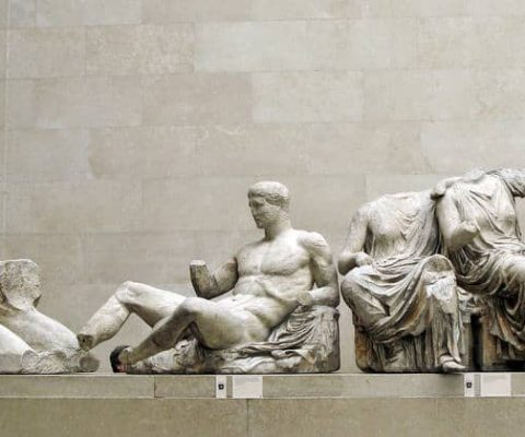 """British Museum Fights Back: """"not everything here was acquired by looting."""""""