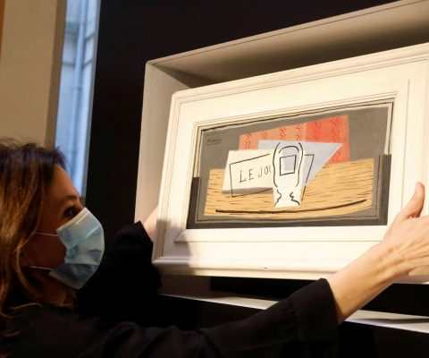 Winner of €1m Picasso announced in charity raffle