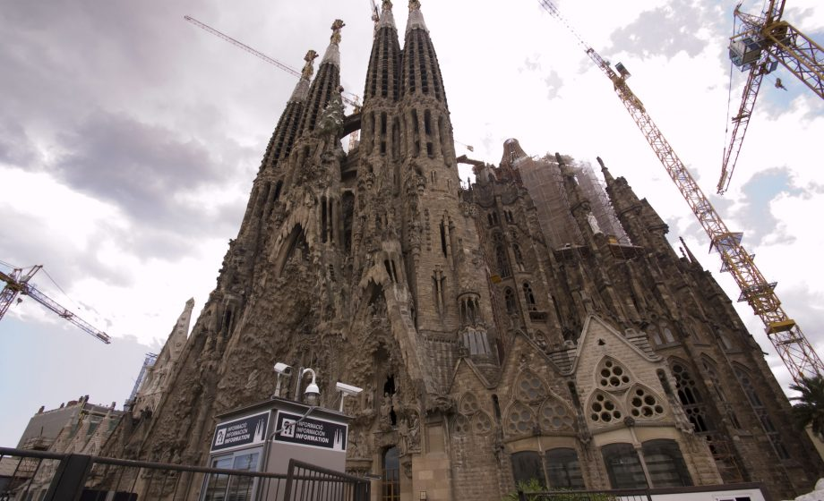 Catalonian Superior Court of Justice rules in favour of Sagrada Familia, despite objection