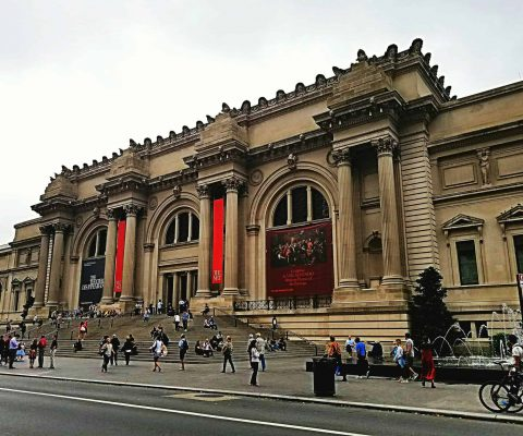 New commissions to put the Met's niches to use for the first time ever