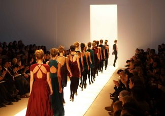 It's New York Fashion Week, so we're looking atwhere fashion and art collide