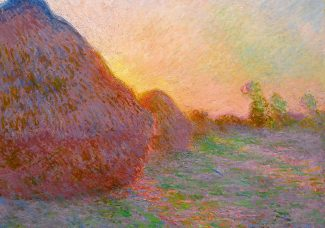 Monet's 'Meules' goes for $110 million despite an underwhelming evening at Sotheby's