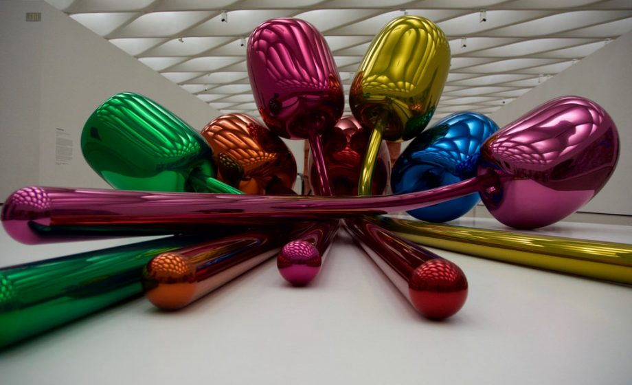 Jeff Koons' Controversial Tulips Find a Home in Paris