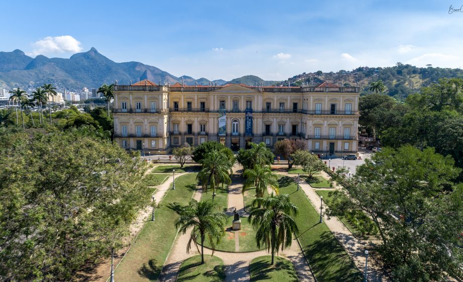 After a devastating fire, Brazil's National Museum seeks to continue research