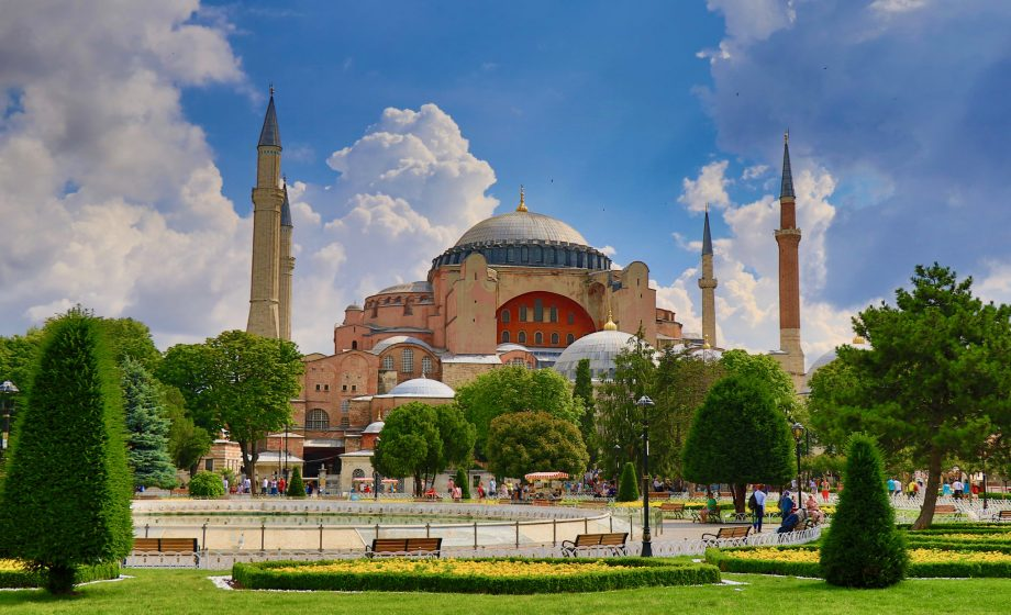 Turkish president pledges to revert Hagia Sophia to a mosque