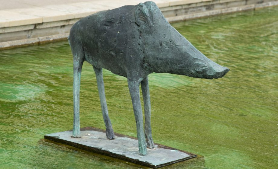 Art UK begins an online catalogue for public sculptures